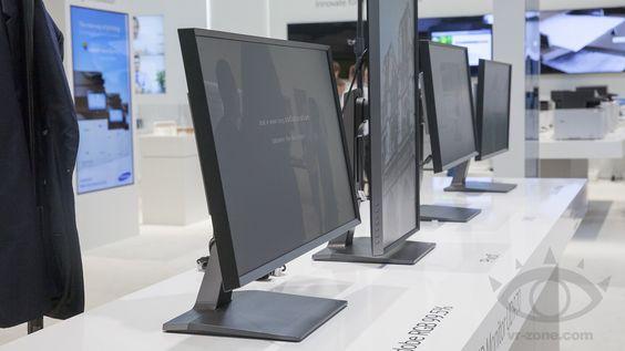 從 TN 面板轉換至 PLS,Samsung 4K 螢幕 UD970 在 IFA 展出  - http://chinese.vr-zone.com/126364/samsung-show-uhd-4k-monitor-with-pls-panel-ud970-show-in-ifa-09052014/