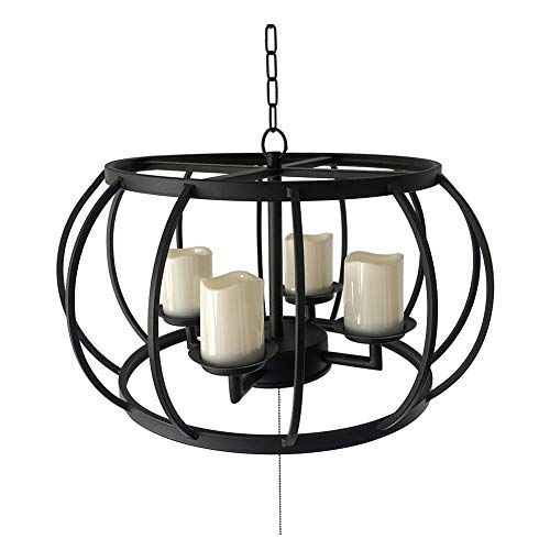 Coastshade Gazebo Chandelier Hanging Cord Battery Operate Https Www Dp B07y9ng7gf Ref Cm S Gazebo Lighting Gazebo Chandelier Outdoor Chandelier