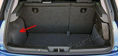 Fuse Box Diagram Fiat Punto Grande