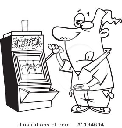 coloring pages of casino - photo#19