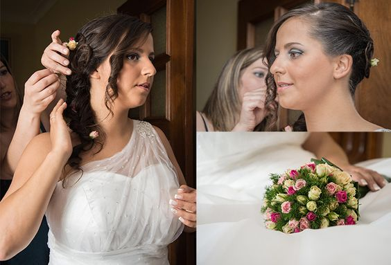 wedding day - bride http://www.acoupleoffilms.com/