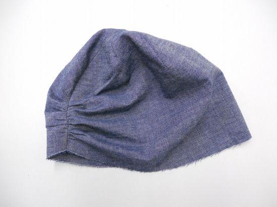 カプリーヌハット 作り方レシピ レディース服 帽子の型紙 ハンドメイド資材の販売 パターンのお店aviver 帽子 型紙 帽子 作り方 型紙