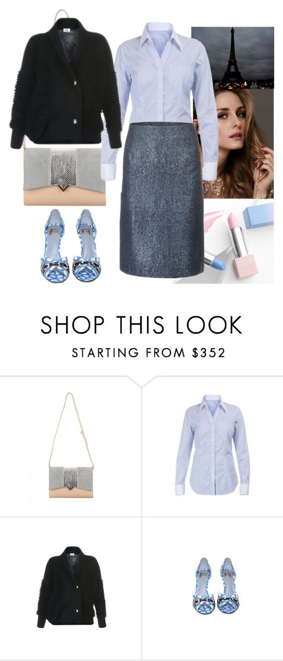 """""""Office outfit!"""" by kreateurs ❤ liked on Polyvore featuring Sephora Collection, Beauty Secrets and Constance Boutet"""