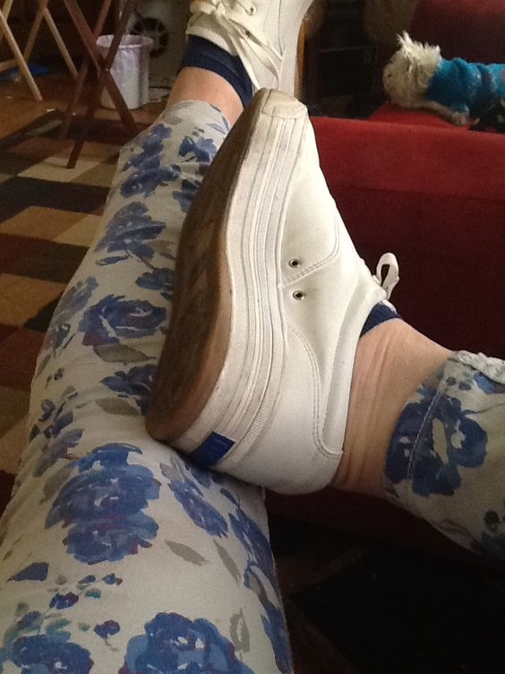 keds stretch leather sneakers