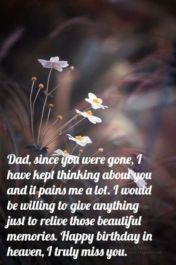 Pin On Miss You Daddy