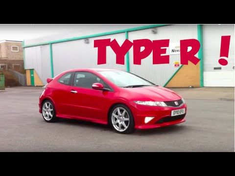 Honda Civic Type R Fn2 Video Review And Drive Youtube Honda Civic Type R Honda Civic Civic