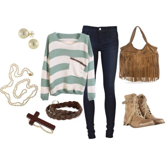 """""""Pearl and Mint"""" by ray0720 on Polyvore"""
