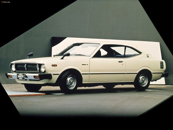 Toyota Corolla Hardtop Coupe (E37) 1974–1979