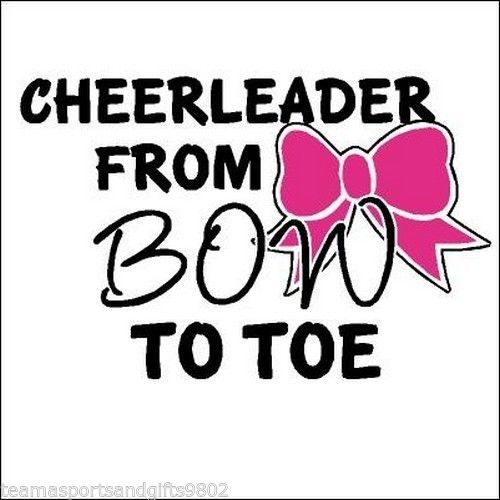 Writing An Essay On Why I Want To Be A Cheerleader.?
