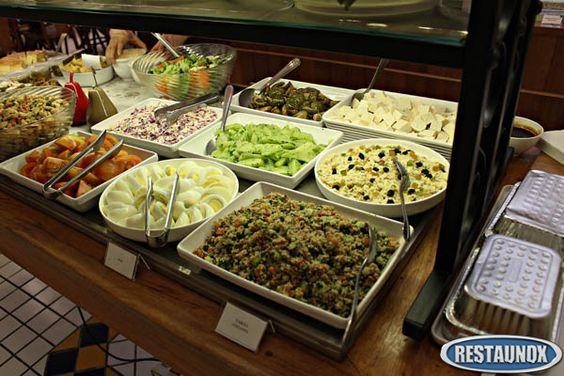 Restaunox O Vegetariano Gourmet Comida Etnica Ideias Vegetariano
