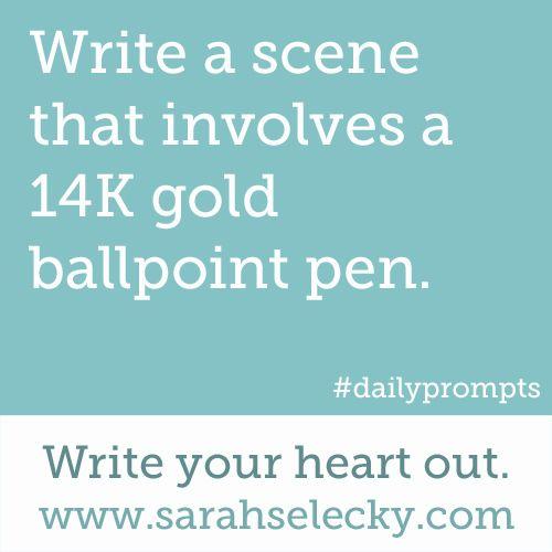 Wanda gebruikt gouden pen, die Bel in het kantoor van de leider ziet liggen OMG BELANGRIJK