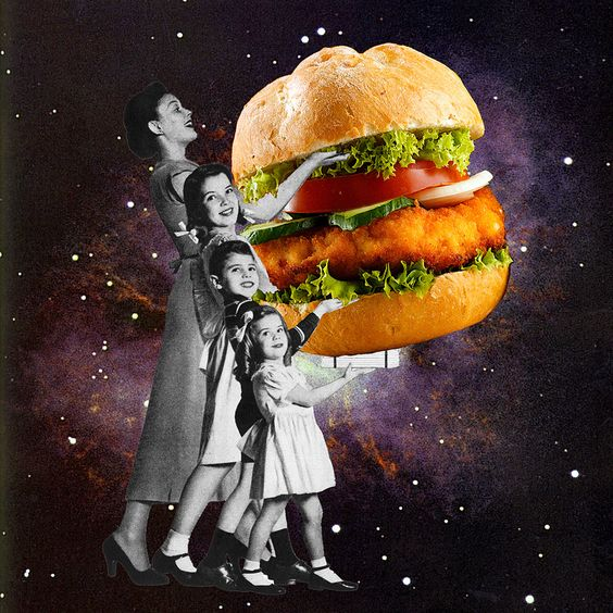 Heavy Calories by Eugenia Loli