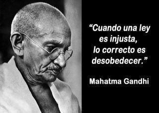 Gandhi Frases
