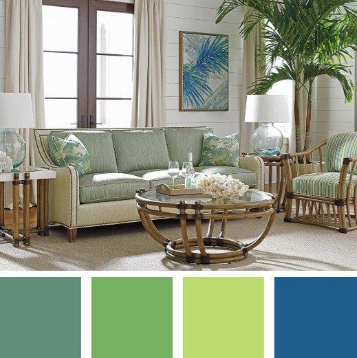 Classic Coastal Beach Color Palettes Living Room Decor Ideas Color Palette Living Room Coastal Living Rooms Living Room Color Beach color palette living room