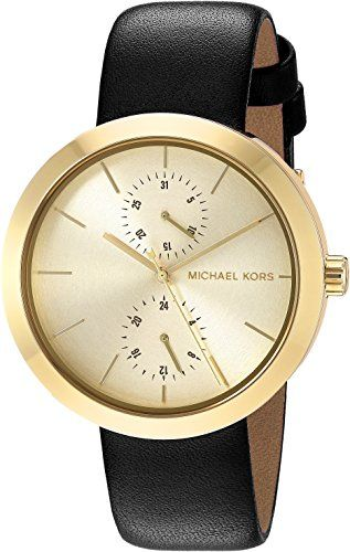 Michael Kors Women's Garner Black Watch MK2574 Michael Kors