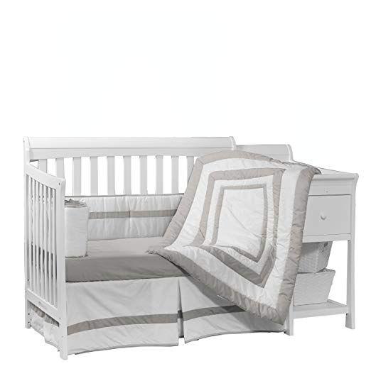 Baby Doll Bedding Modern Hotel Style Crib Bedding Set Grey Crib Bedding Sets Baby Doll Bed Crib Bedding