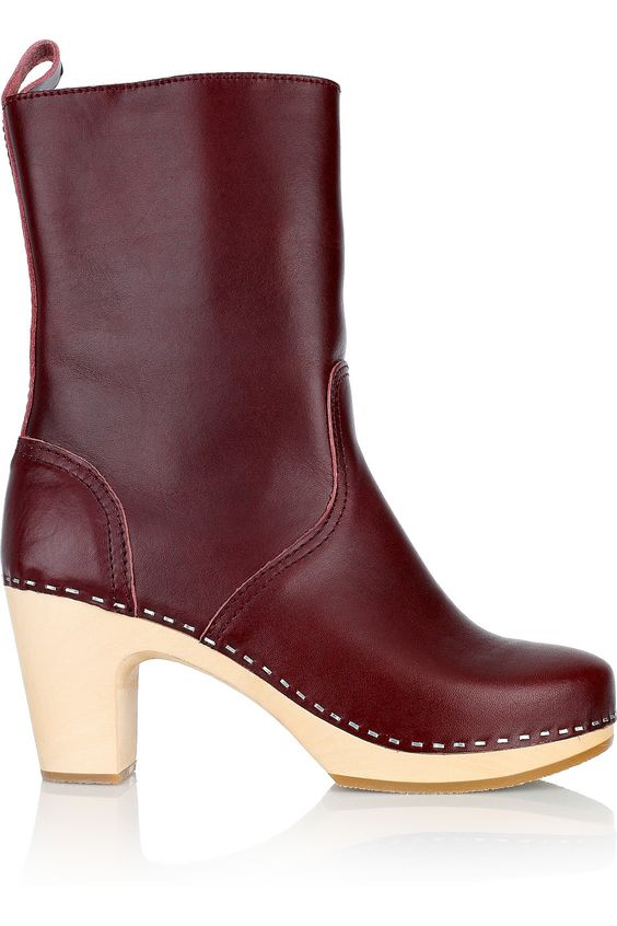 hasbeens leather boots