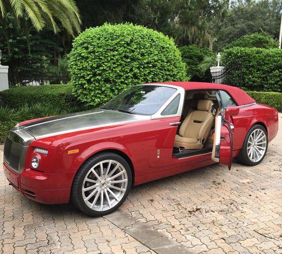 Rolls Royce Phantom Drophead Coupe @alloywheels check it !!
