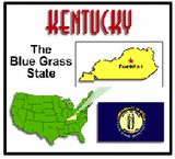 Kentucky State Unit Study - Geography, State Symbols & Facts