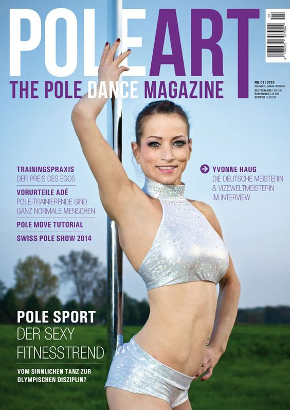 Pole Art Magazine 01/2015