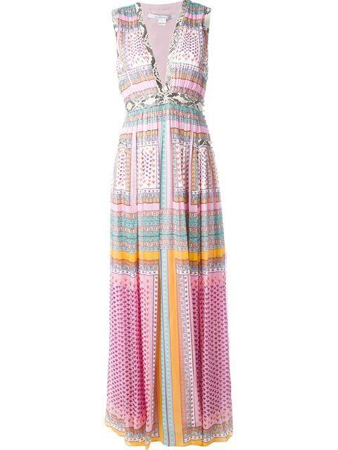 DIANE VON FURSTENBERG Scarf Print 'Lelani' Dress. #dianevonfurstenberg #cloth #dress