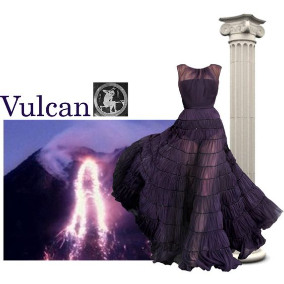 Pics For > Vulcan Roman God Costume  Vulcan