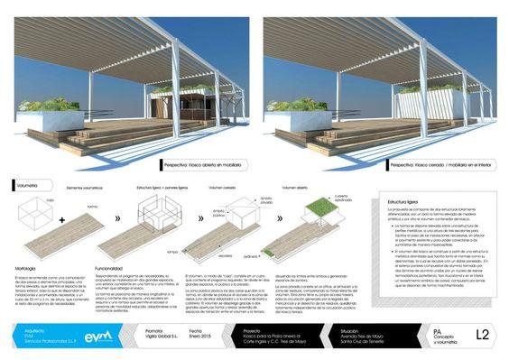 EVM_Bluefin-Planos 01 #arquitectura #architecture #kiosco #terraza #marmol #marble