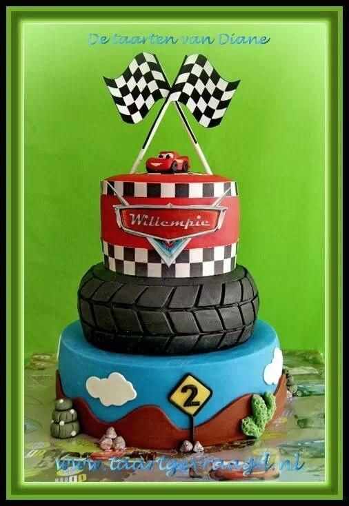 Best  Cars Cake Design Ideas On Pinterest Race Car Cakes - Disney birthday cake ideas