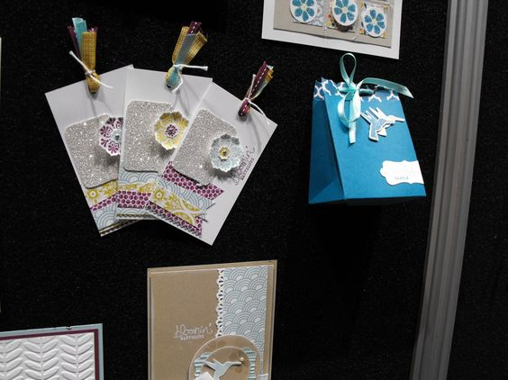 Ustamp4fun.com - Amy Celona, Stampin' Up! Demonstrator 2013 Leadership Display Boards | Ustamp4fun.com - Amy Celona, Stampin' Up! Demonstrator