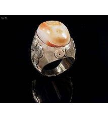 antik Karneol Ring Nr:70