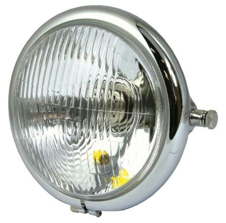 Bates Style Headlight Custom Headlights Cafe Racer Headlight Cafe Racer Parts