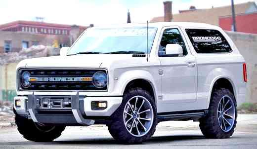 2020 Ford Bronco Test Drive 2020 Ford Bronco Specs 2020 Ford