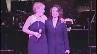 LEA SALONGA & LIZ CALLAWAY DUETS, via YouTube.