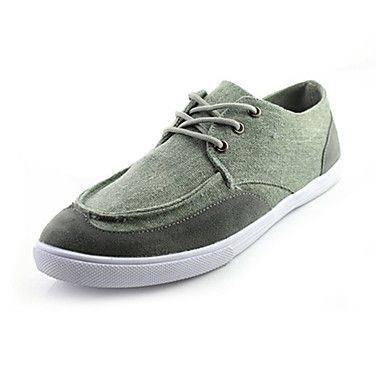 Canvas Men's Flat Heel Comfort Fashion Sneakers Shoes(More Colors)