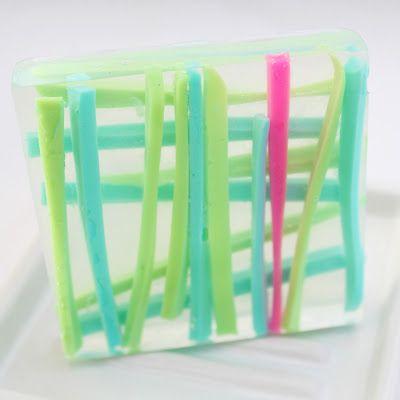 lovely soap