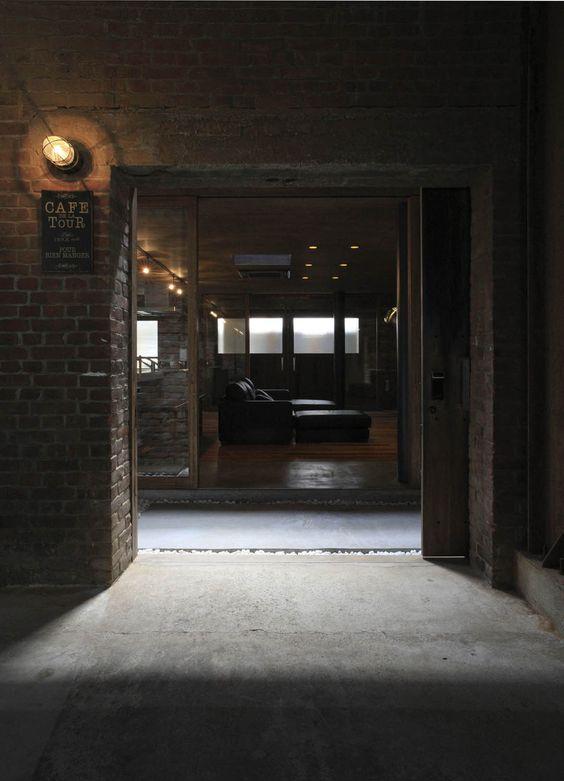 Bungalow im Lagerhaus - K2-Design (Fukuyama)