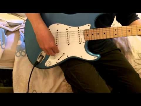 Selling Fender Mexican Strat with Texas Special pickups