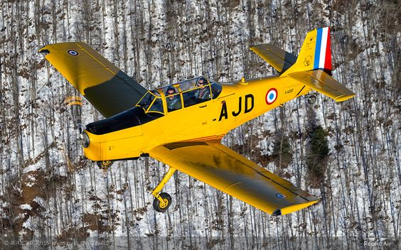 En vol avec Réplic'Air