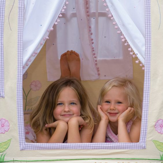 casetta gioco per bambine, un nascondiglio perfetto per le vostre piccole!