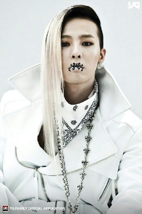 G Dragon Long Frisur Neue Frisuren G Dragon Gdragon Neue Frisuren