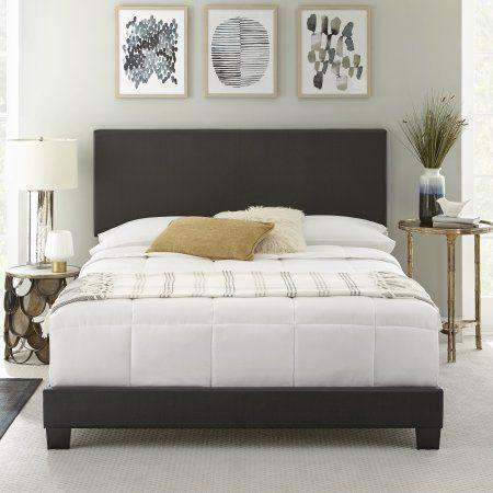 Home Platform Bed Frame Leather Platform Bed Platform Bed