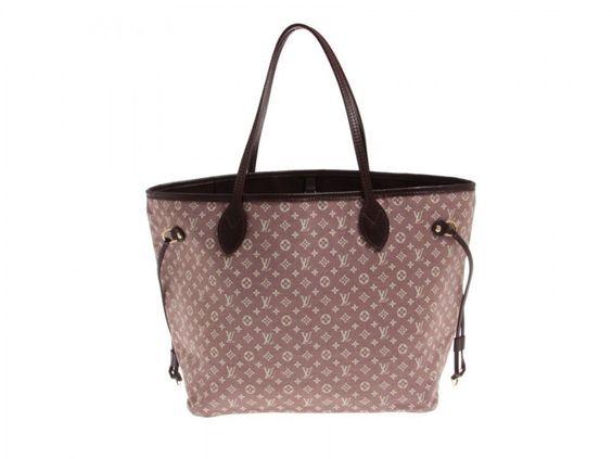 Authentic Louis Vuitton Monogram Idylle Neverfull MM Sepia M40515 #LouisVuitton #TotesShoppers