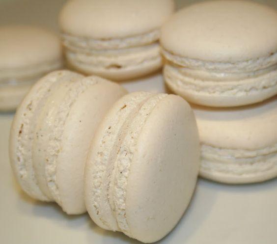 La Cuisine de Bernard : Les Macarons Vanille