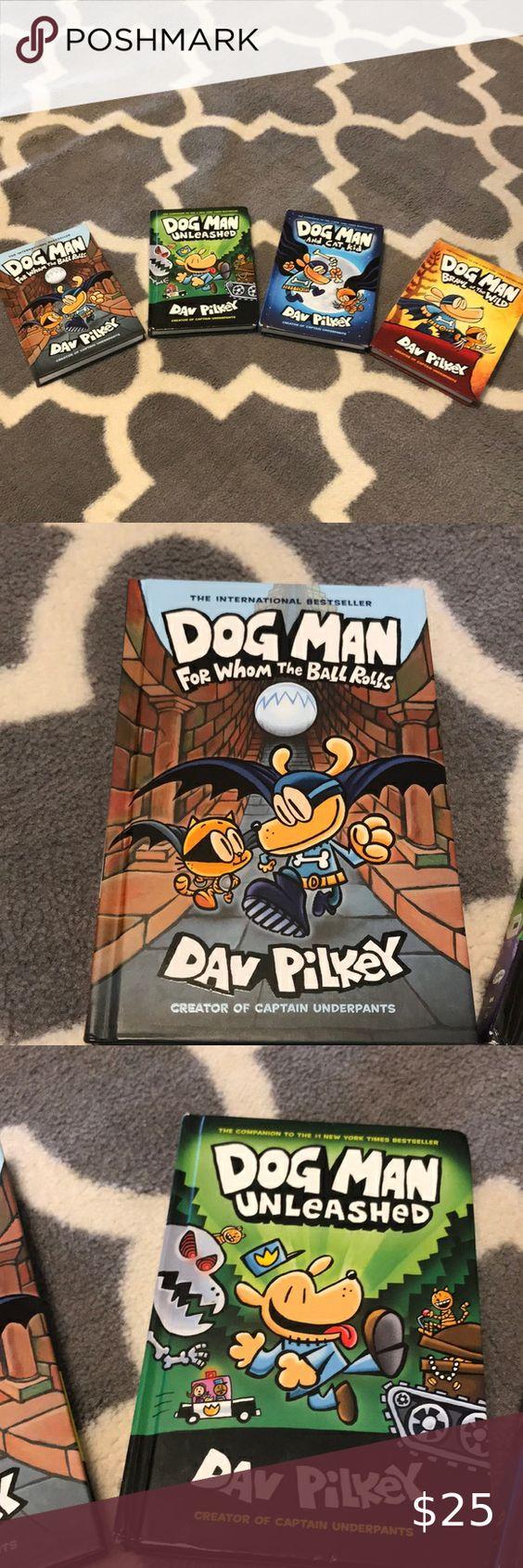 Dog Man Books Dog Man Book Dog Man Unleashed Dogs