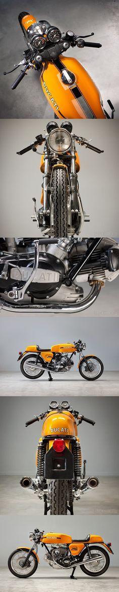 '73 #Ducati 750 Sport