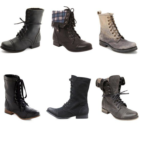 Cute Shoes For Teens | How to wear combat boots ...