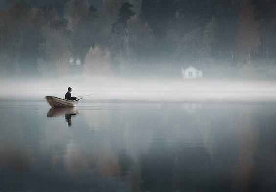Fotógrafo finlandês capta imagens fantásticas durante a noite - Chiado Magazine | Arte, Cultura e Lazer...: