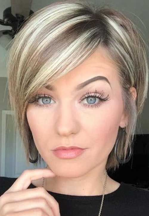 Fantastic Hairstyles For Fine Hair Lilostyle In 2020 Bob Haircut For Fine Hair Short Hair With Layers Hair Styles