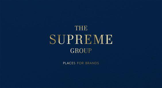 Logo Supreme Group