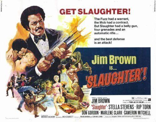 Slaughter (1972) Jim Brown